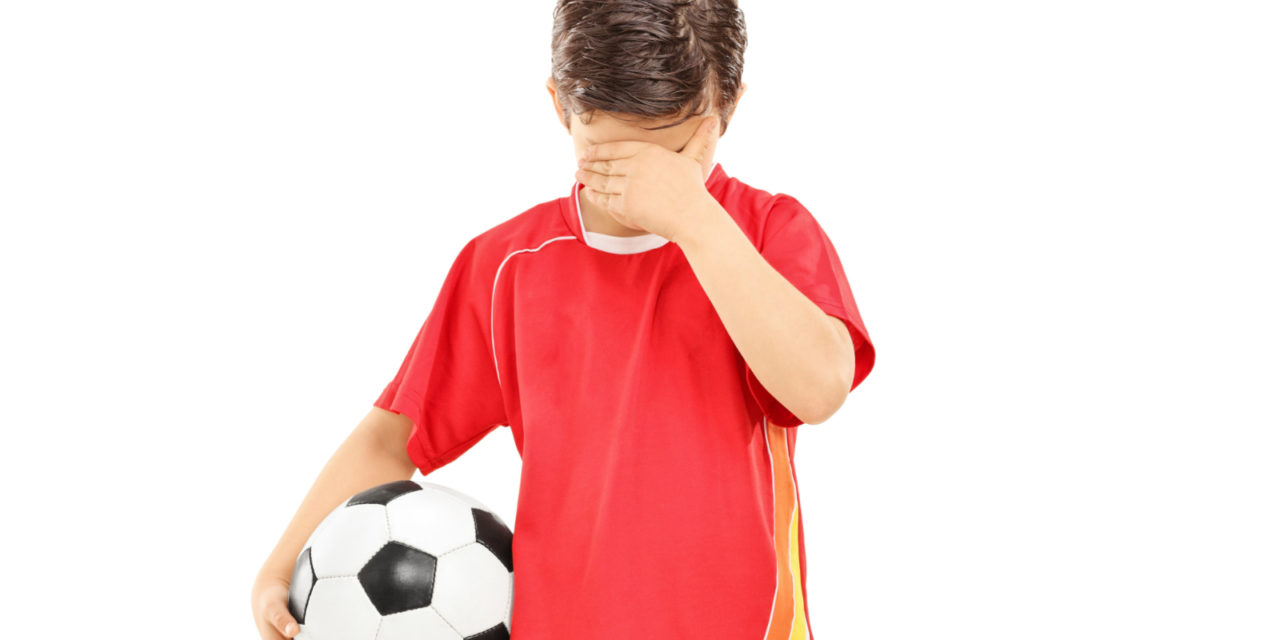 What Is Our Relationship With Failure In Youth Sports?