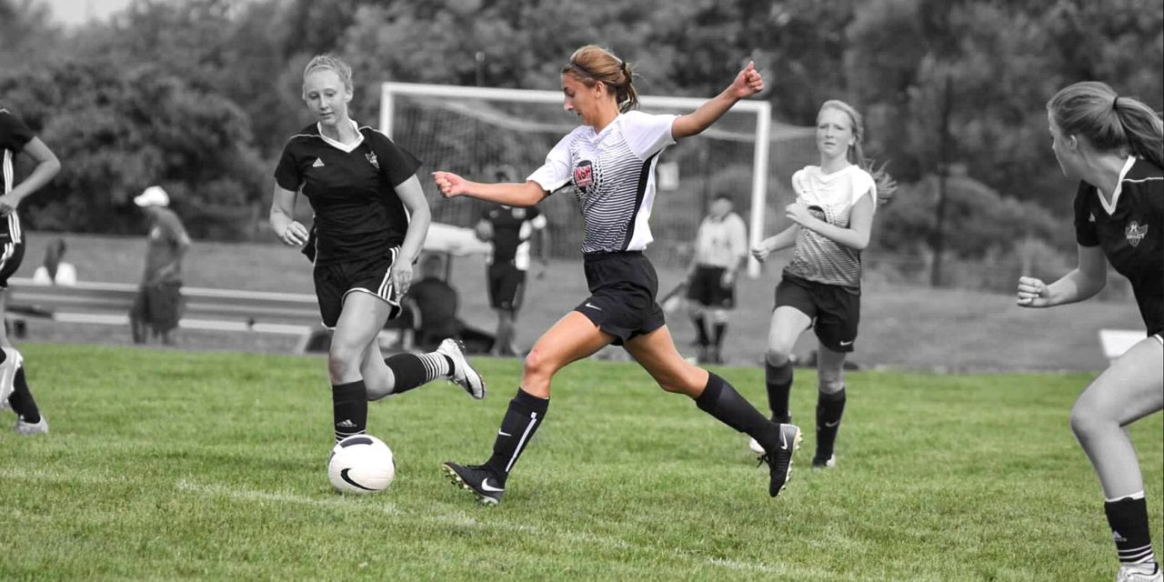 How To Stand Out At A Soccer Tryout